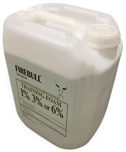FIREBULL Training Foam